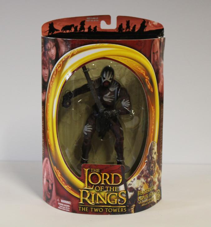ToyBiz Lord of the Rings Berserk Uruk-Hai Action Figure