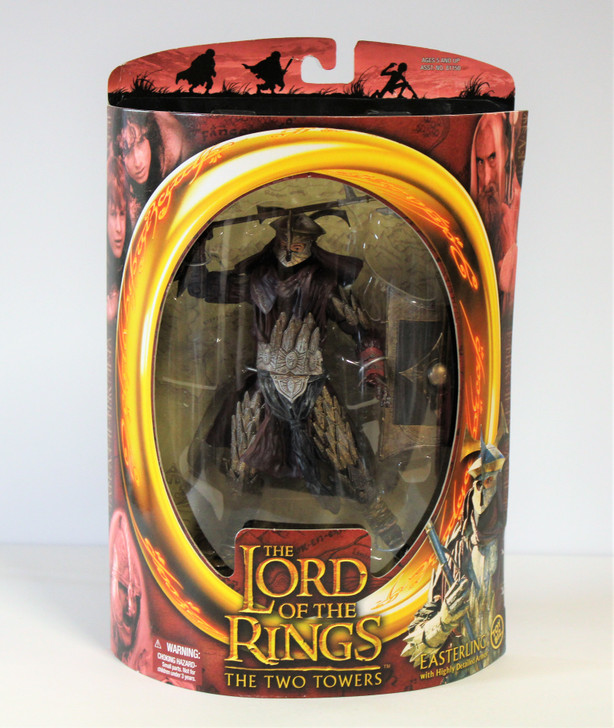 ToyBiz The Lord of the Rings Easterling Action Figure