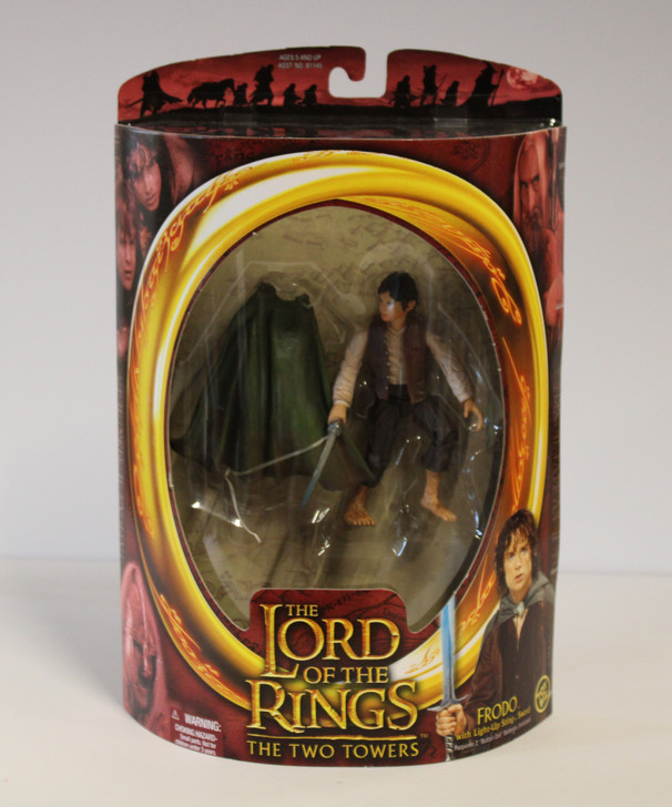 ToyBiz The Lord of the Rings Frodo with Sting sword Action Figure