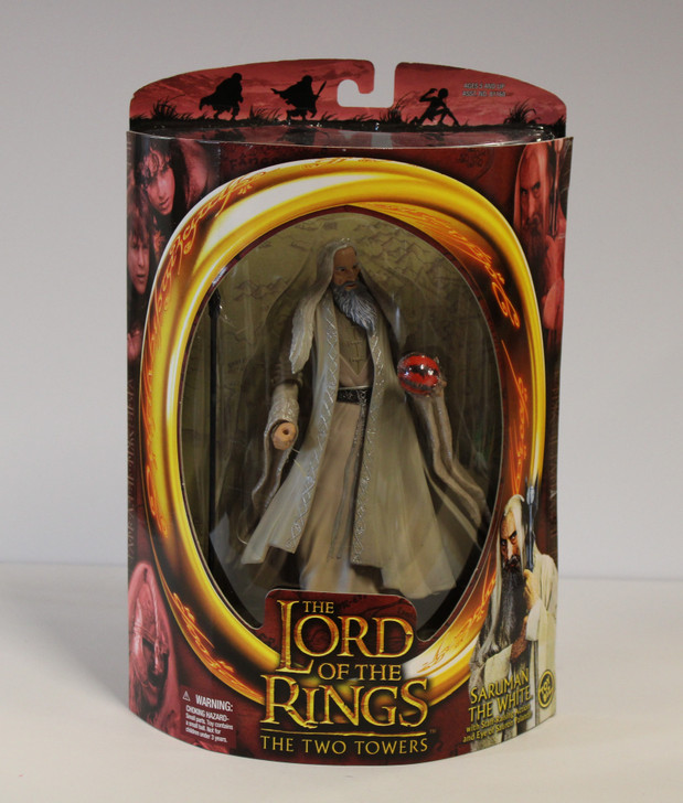 ToyBiz The Lord of the Rings Saruman the White Action Figure