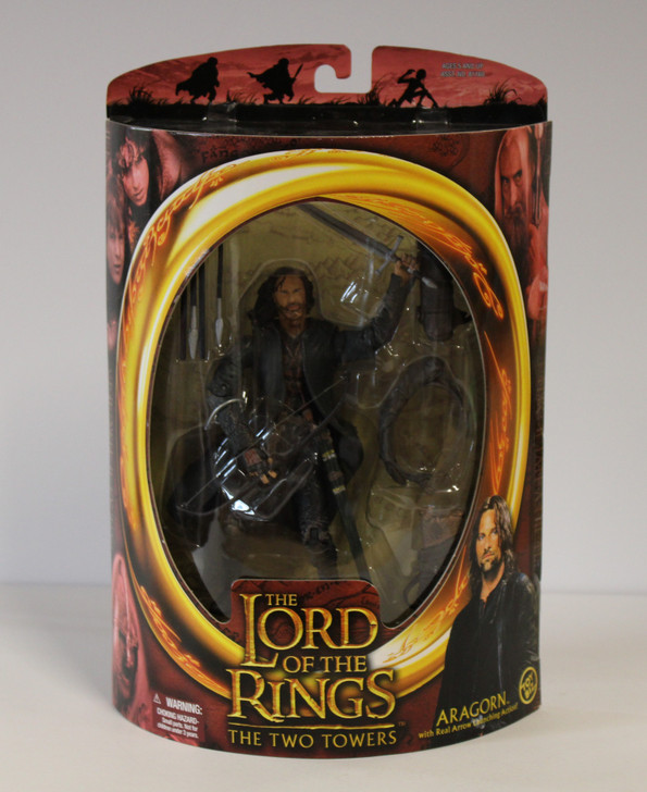 ToyBiz The Lord of the Rings Aragorn Arrow Launching  Action Figure