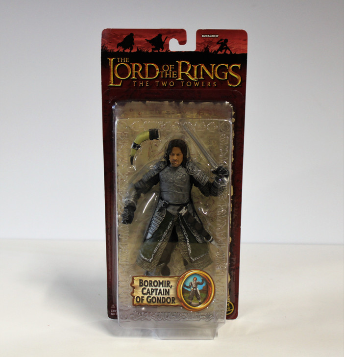 ToyBiz Lord of the Rings Boromir Captain of Gondor action Action Figure