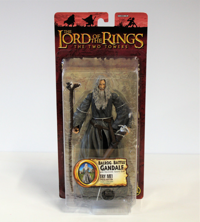 ToyBiz Lord of the Rings Gandalf Balrog Battle action Action Figure