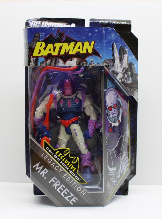 Mattel DC Universe Mr. Freeze Legacy Edition Action Figure