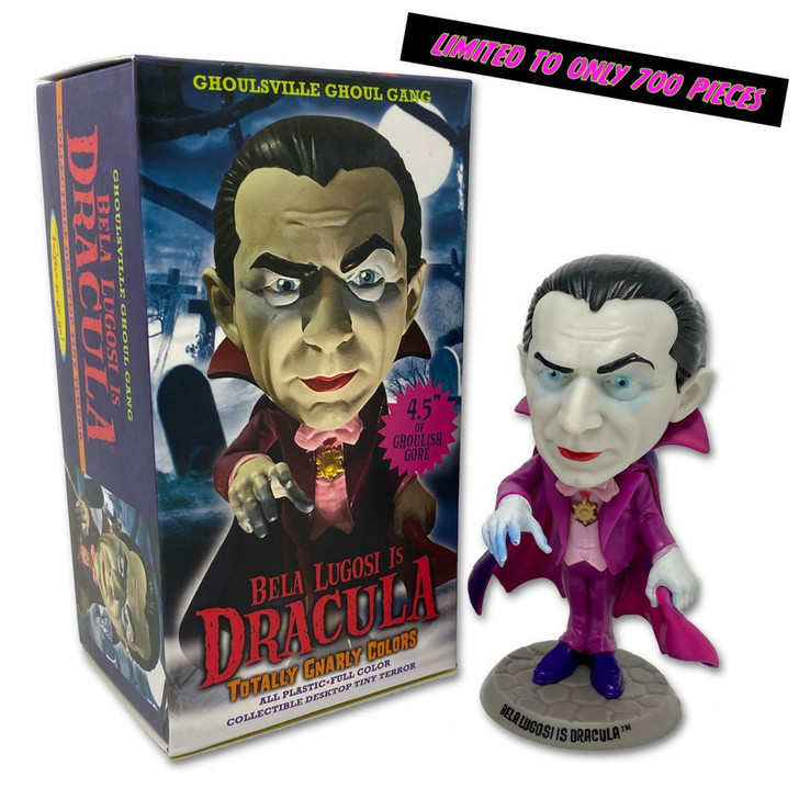 "Bela Lugosi Dracula ""Totally Gnarly"" Tiny Terror*"
