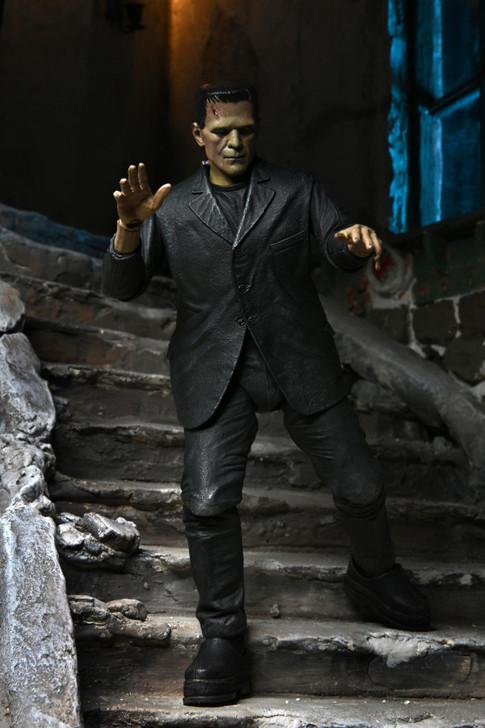 "NECA Universal Monsters - 7"" Scale Action Figure - Ultimate Frankenstein's Monster (COLOR)"