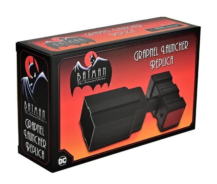 NECA Batman: The Animated Series – Grapnel Launcher Prop Replica