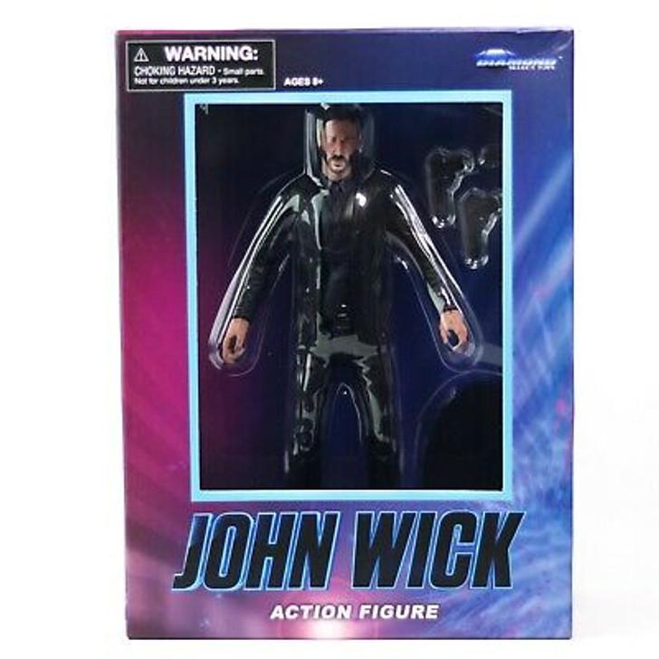 Diamond Select John Wick (Exclusive) Action Figure