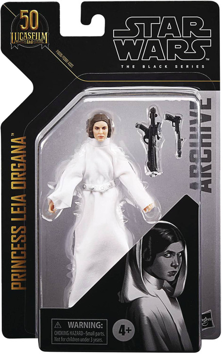 Hasbro Star Wars Black Series Archive Princess Leia ANH Action Figure