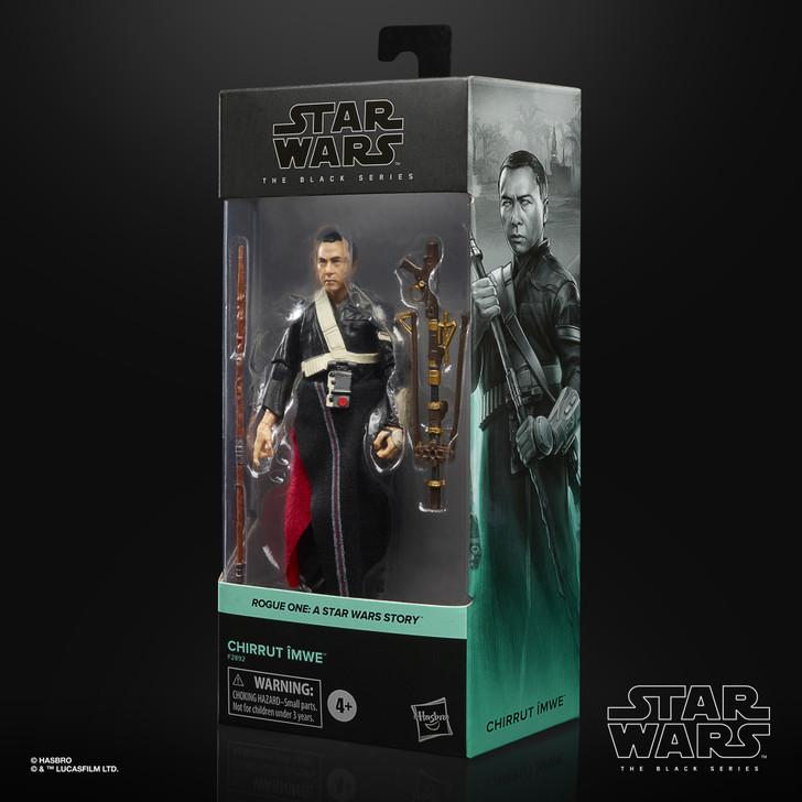 Hasbro Star Wars Black Series Chirrut Imwe Action Figure