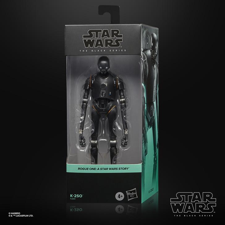 Hasbro Star Wars Black Series K-2SO Action Figure