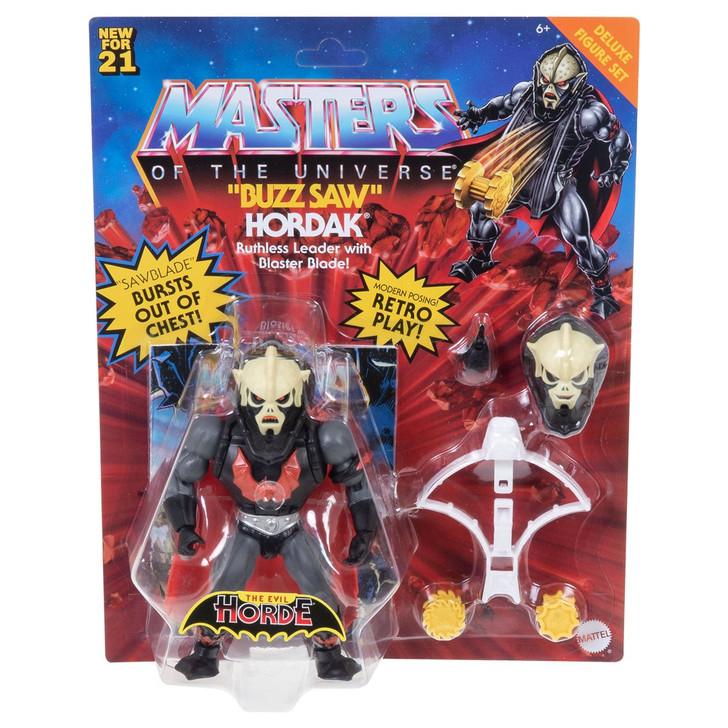 Mattel MOTU Origins Buzz Saw Hordak Action Figure