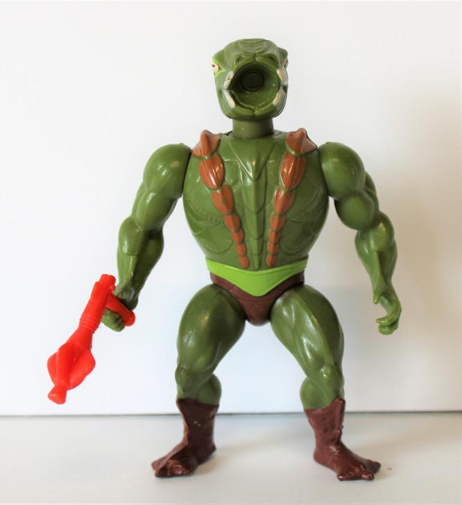 Mattel MOTU Cobra Khan Action Figure Taiwan 1983 (No package)