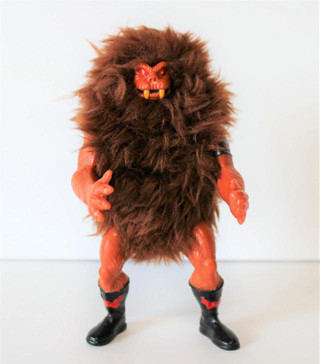 Mattel MOTU Grizzlor Action Figure 1985 (No package)