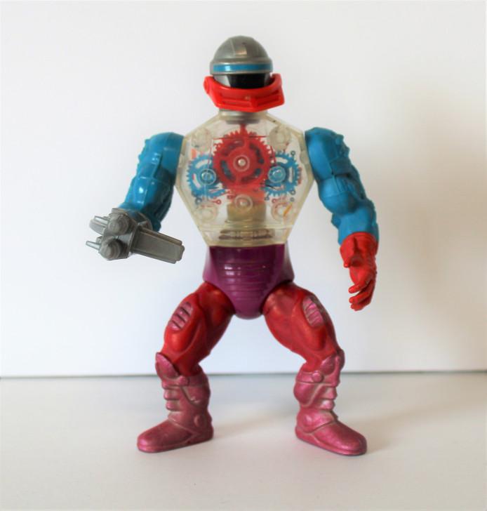 Mattel MOTU Roboto Action Figure 1984 (No package)