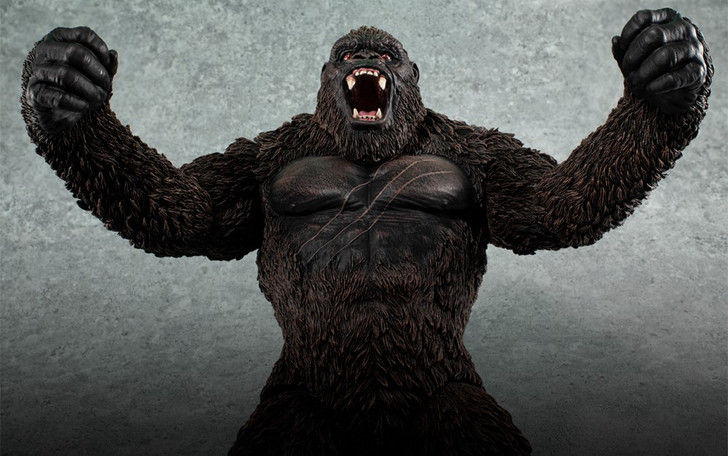 UA Monsters KONG from GODZILLA vs. KONG (2021) 30cm Collector Figure