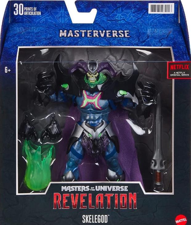 Masters of the Universe Masterverse Skelegod Action Figure