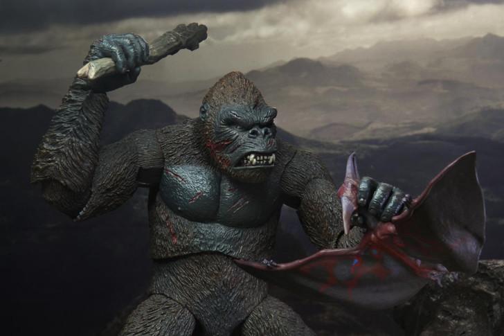 "NECA King Kong - 7"" Scale Action Figure - King Kong (Skull Island)"