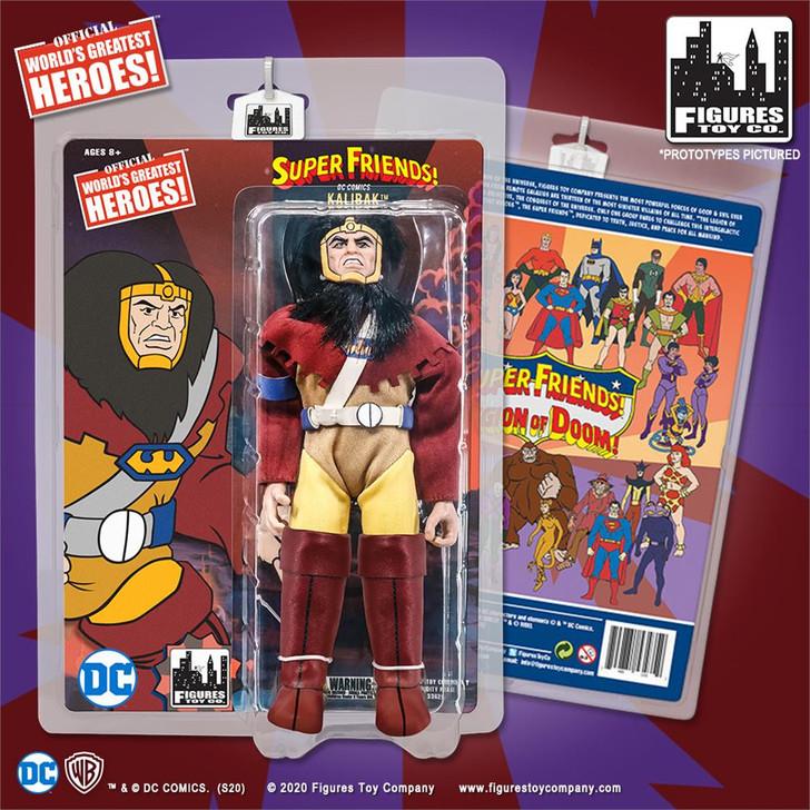 "Super Friends 8"" Action Figures Series: Kalibak"