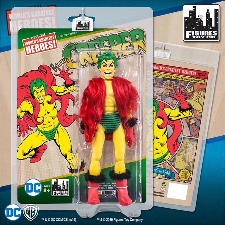 DC Comics Retro 8 Inch Action Figure Series: The Creeper