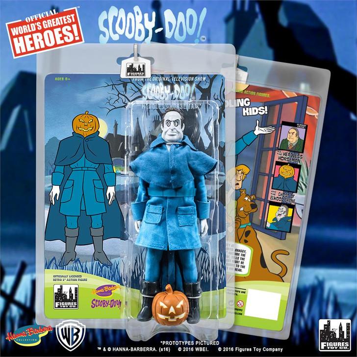 Scooby Doo Retro 8 Inch Action Figures Series: The Headless Horsemen