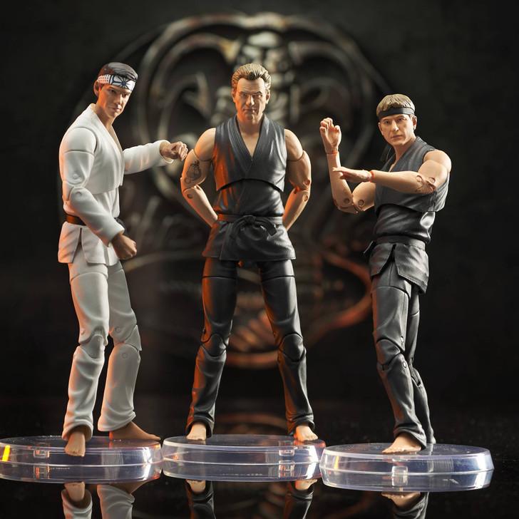 Diamond Select Cobra Kai Deluxe action figure set