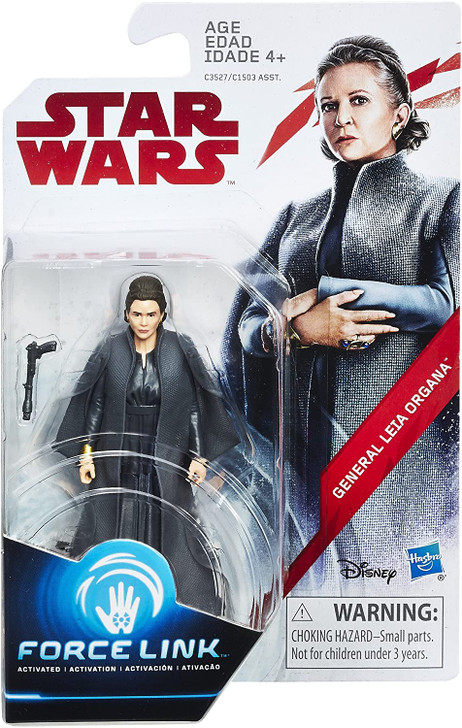 Hasbro Star Wars General Leia Organa Action Figure