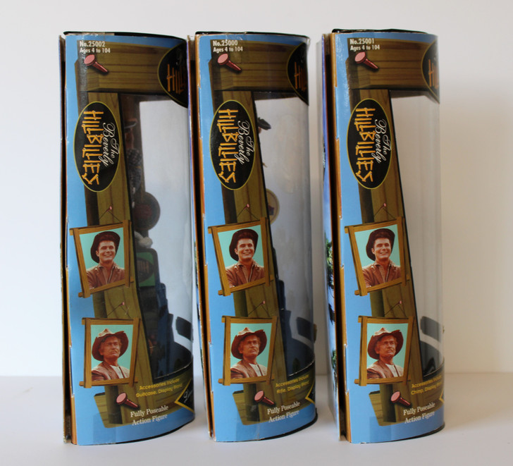 Exclusive Premiere (1997) The Beverly Hillbillies  Doll set