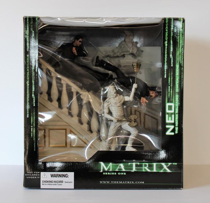 McFarlane The Matrix Chateau Scene
