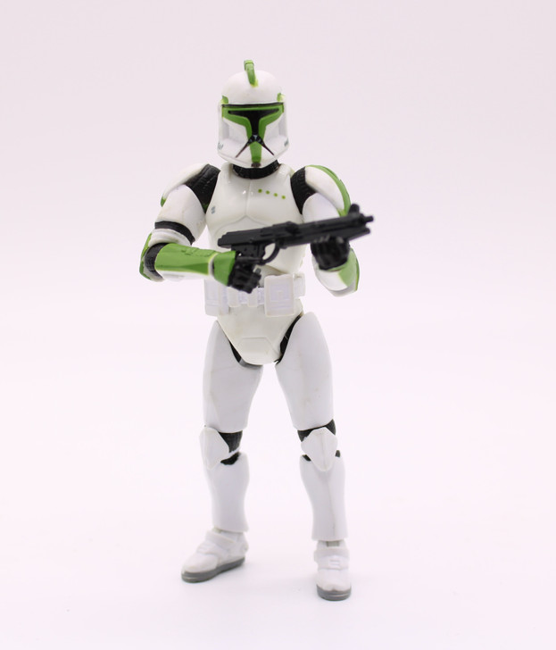 Hasbro Star Wars Saga Clone Trooper Sgt. Action Figure
