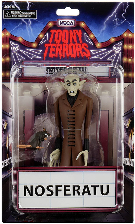 """NECA Toony Terrors -Count Orlock 6"""" Scale Action Figure"""