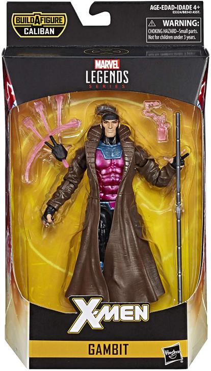 Hasbro Marvel Legends X-Men Gambit Action Figure