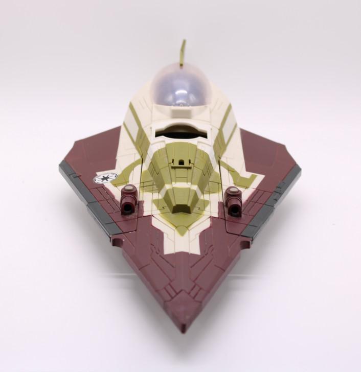 Hasbro Star Wars Clone Wars Kit Fisto's Delta Starfighter