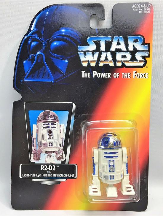 Kenner Star Wars POTF R2-D2 Action Figure