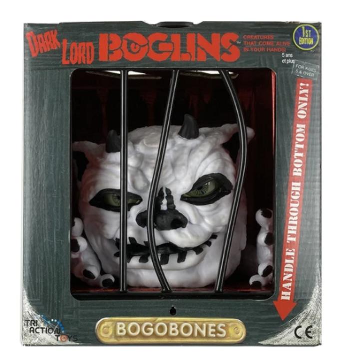 "Boglins ""Bog O' Bones""  Dark Lord Creatures"