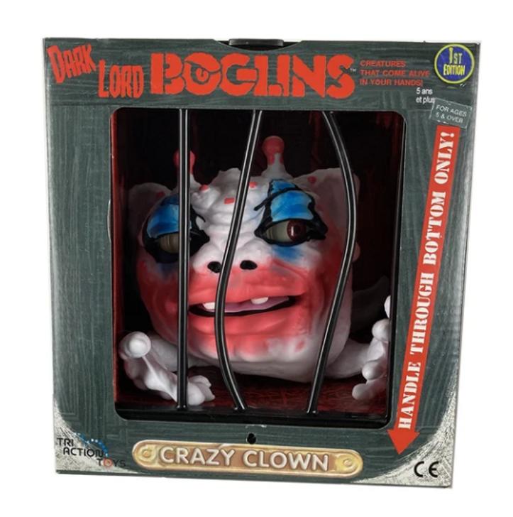 """Boglins """"Crazy Clown""""  Dark Lord Creatures"""