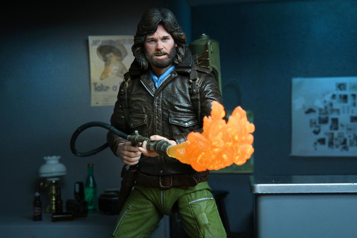 """NECA The Thing - 7"""" Scale Action Figure - Ultimate Macready v2 (Station Survival)"""