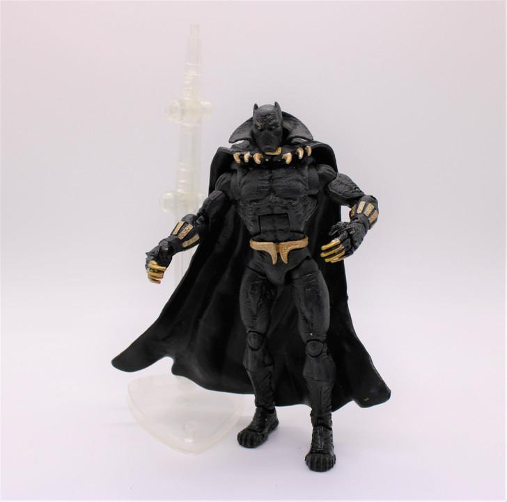 """ToyBiz Marvel Legends Black Panther 6"""" Action Figure (No package)"""