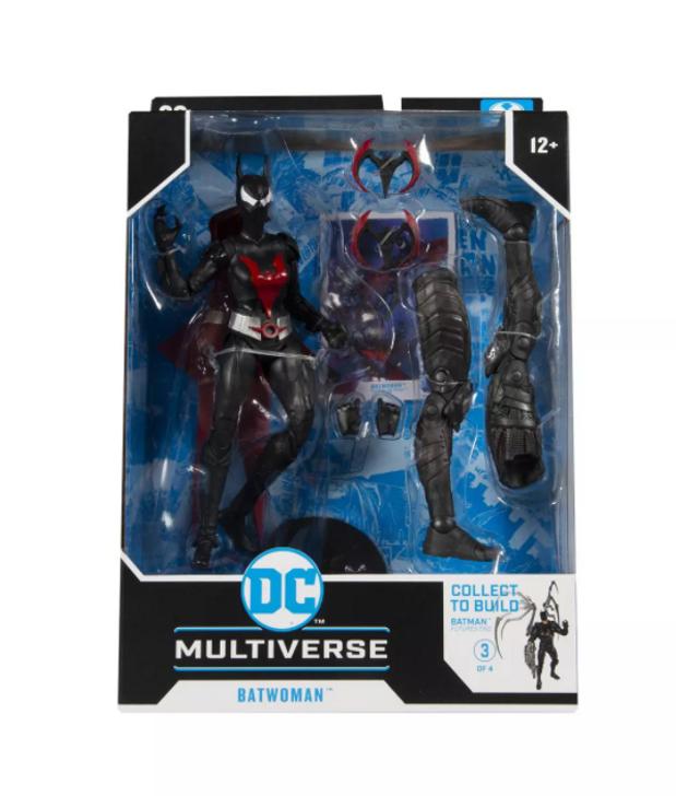 McFarlane DC Multiverse Batwoman 7in Action Figure