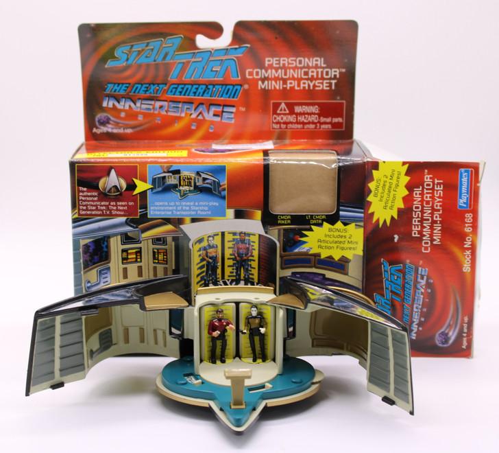 Playmates Star Trek TNG Innerspace Personal Communicator Mini Playset (Open package)