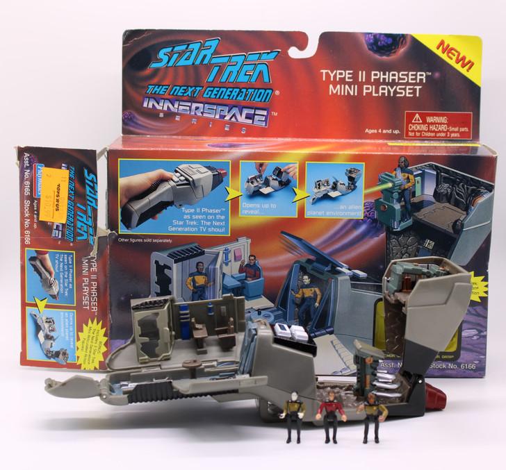 Playmates Star Trek TNG Innerspace Type II Phaser Mini Playset (Open package)