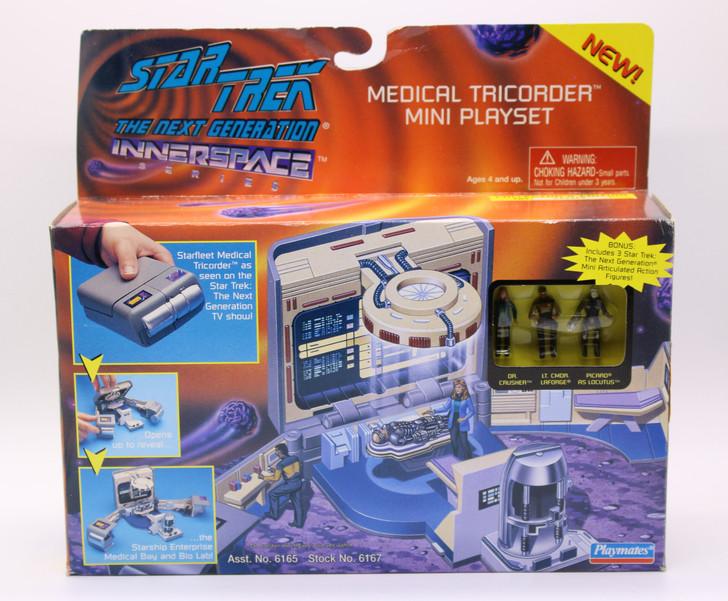 Playmates Star Trek TNG Innerspace Medical Tricorder Mini Playset (Open package)
