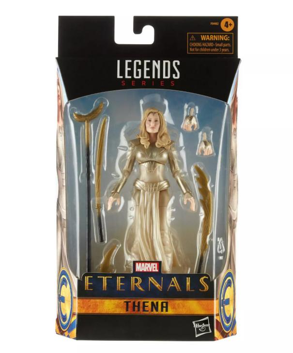 Hasbro Marvel Legends Eternals Thena  Action Figure