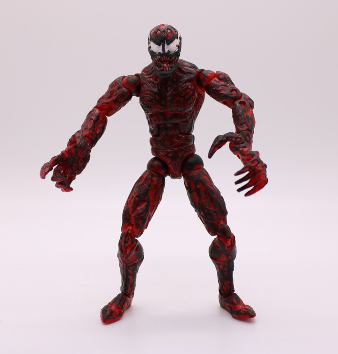 """ToyBiz Marvel Legends Carnage Fearsome Foes 6"""" Action Figure (No package)"""