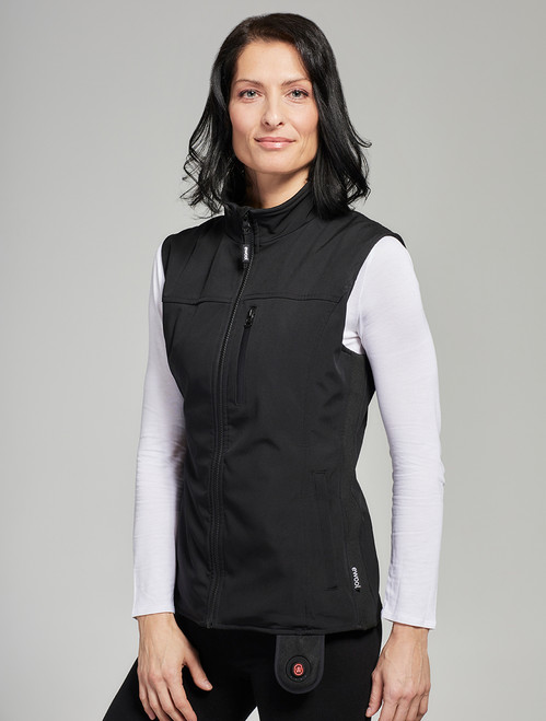 ewool® PRO Heated Vest for women (Fully refundable 30-day trial)