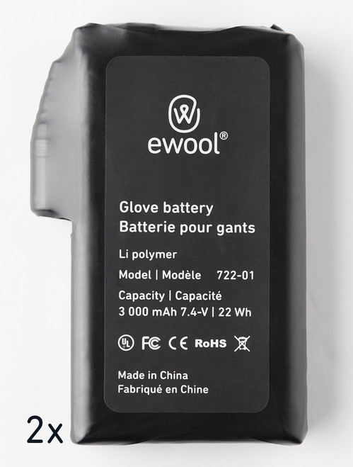 Battery Set for Glove Liner