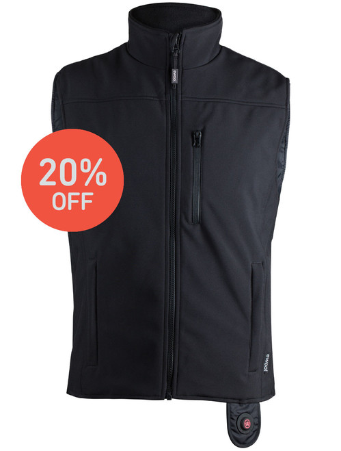 ewool® PRO Heated Vest for men (open box)