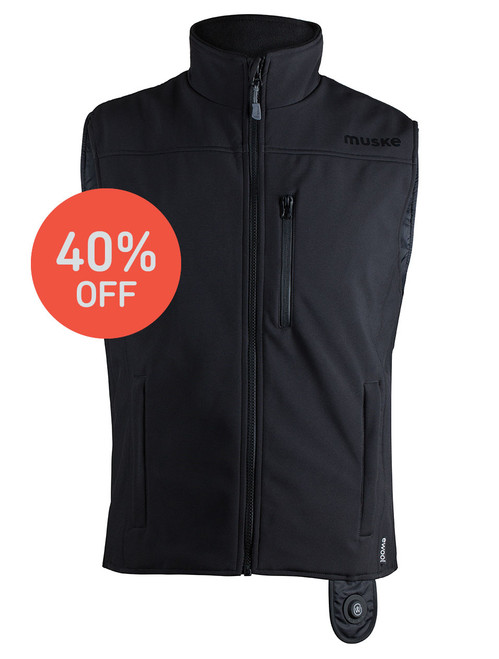 ewool® PRO Heated Vest first generation for men