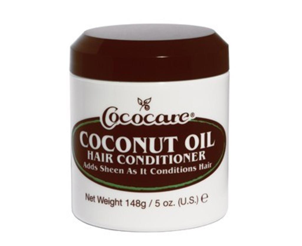 Coconut Oil Hair Conditioner 5 oz