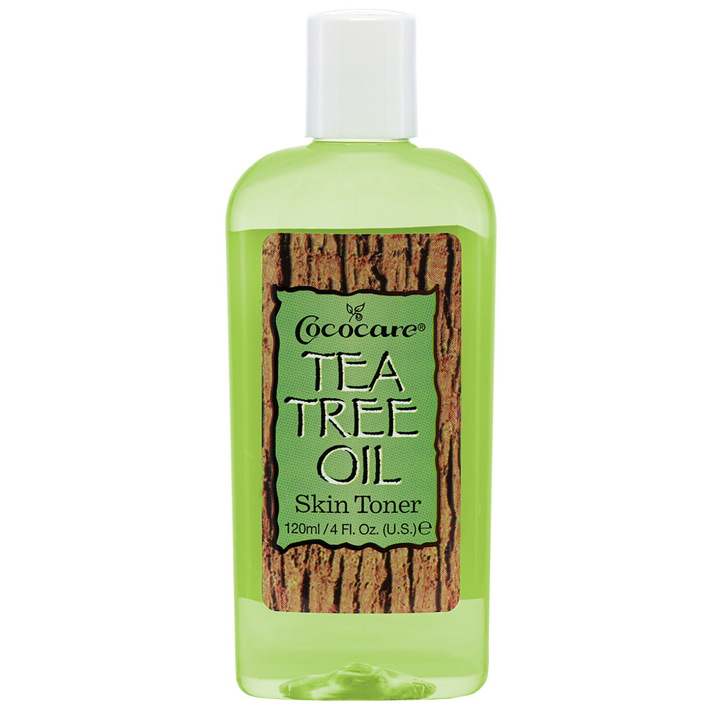 Tea Tree Oil Skin Toner 4 fl oz